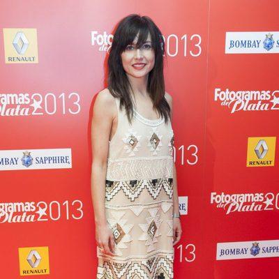 Marian Álvarez en los Fotogramas de Plata 2013