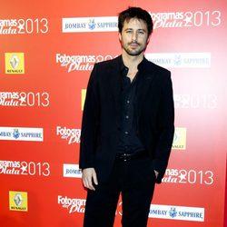 Hugo Silva en los Fotogramas de Plata 2013