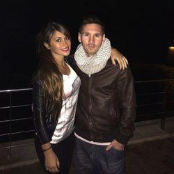 Leo Messi felicita a Antonella Roccuzzo por su 26 cumpleaños