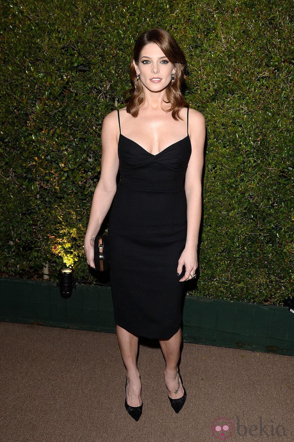 Ashley Greene en la fiesta de Bulgari 'Decades of Glamour'