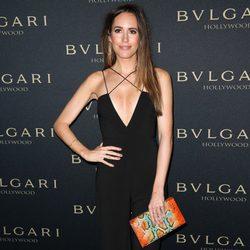 Louise Roe en la fiesta de Bulgari 'Decades of Glamour'