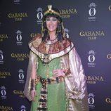 Elisabeth Reyes celebra el Carnaval 2014