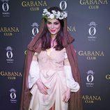 Marisa Jara celebra el Carnaval 2014