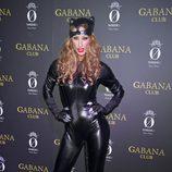Mónica Pont celebra el Carnaval 2014