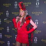 Patricia Martínez celebra el Carnaval 2014