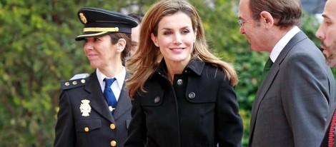 La Princesa Letizia en el Acto Oficial del Día Mundial de las Enfermedades Raras