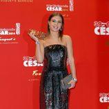 Adèle Exarchopoulos en los Premios César 2014