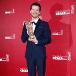Pierre Deladonchamps en los Premios César 2014