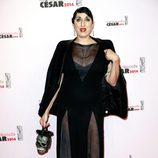 Rossy de Palma en los Premios César 2014