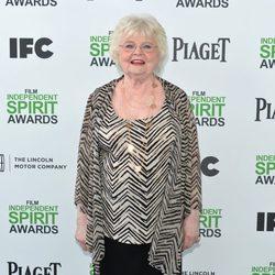 June Squibb en los Independent Spirit Awards 2014