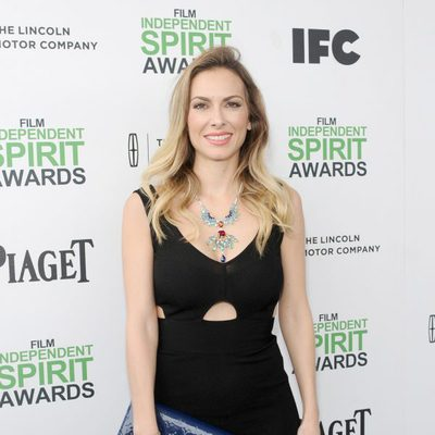 Kira Miró en los Independent Spirit Awards 2014