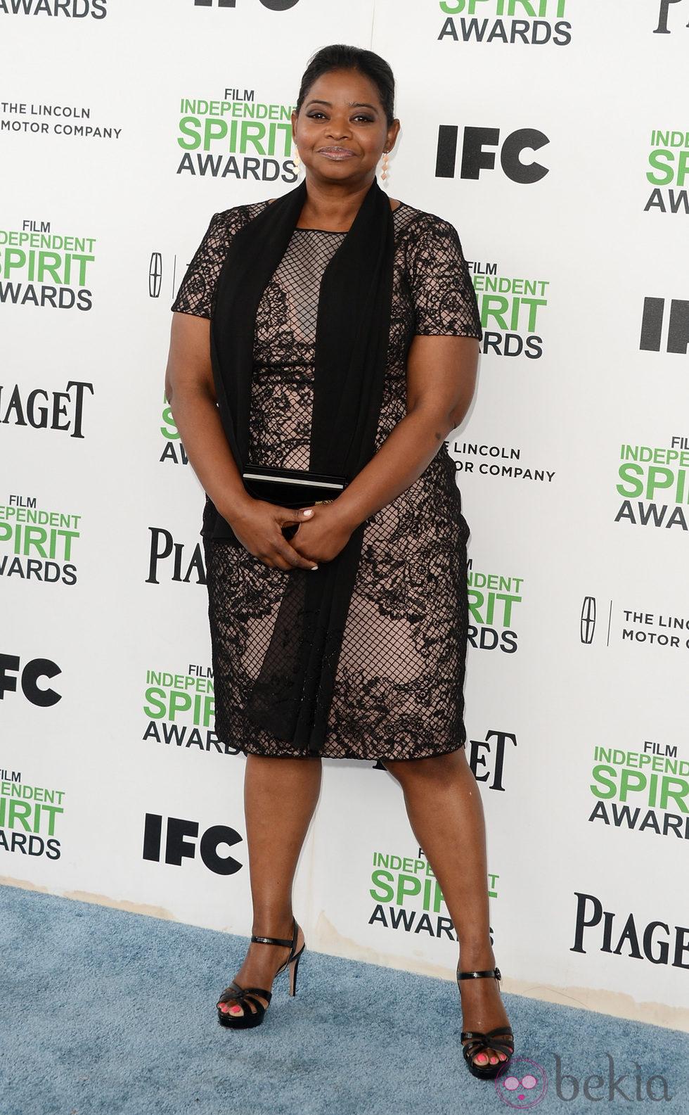 Octavia Spencer en los Independent Spirit Awards 2014