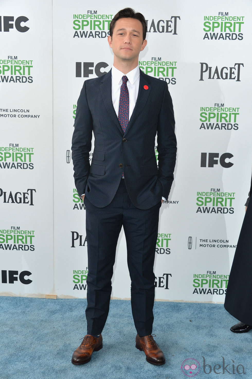 Joseph Gordon-Levitt en los Independent Spirit Awards 2014