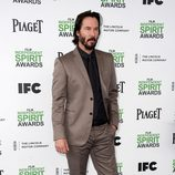 Keanu Reeves en los Independent Spirit Awards 2014