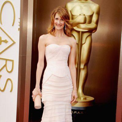 Laura Dern en los Oscar 2014