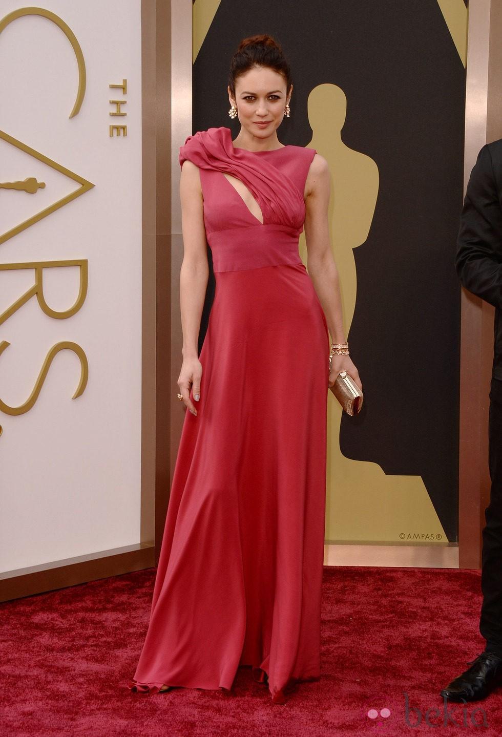 Olga Kurylenko en los Oscar 2014