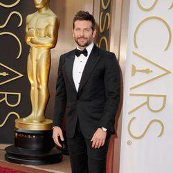 Bradley Cooper en los Oscar 2014