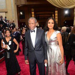Sidney Poitier en los Oscar 2014