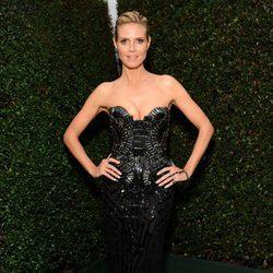 Heidi Klum en la fiesta post Oscar 2014 organizada por Elton John
