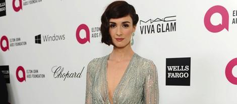 Paz Vega en la fiesta post Oscar 2014 organizada por Elton John