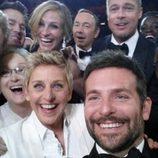 El Selfie de los Oscar 2014