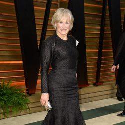 Glenn Close en la fiesta Vanity Fair tras los Oscar 2014