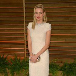 Naomi Watts en la fiesta Vanity Fair tras los Oscar 2014