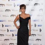 Halle Berry en una fieta post Oscar 2014