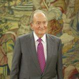 El Rey Juan Carlos en la entrega del Premio Fondena 2014