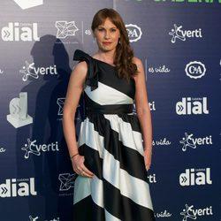 Carolina Casado en los Premios Cadena Dial 2013