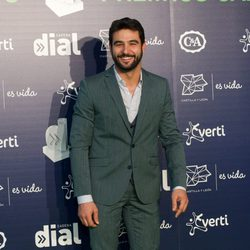 Antonio Velázquez en los Premios Cadena Dial 2013