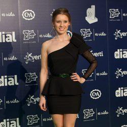 Manuela Vellés en los Premios Cadena Dial 2013