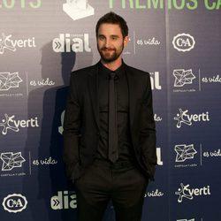 Dani Rovira en los Premios Cadena Dial 2013