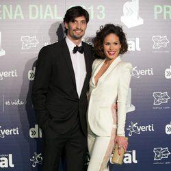 Felipe López y Mireia Canalda en los Premios Cadena Dial 2013