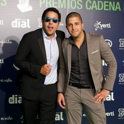 Cali & El Dandee en los Premios Cadena Dial 2013