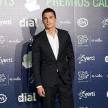 Álex González en los Premios Cadena Dial 2013