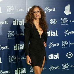 Rosario Flores en los Premios Cadena Dial 2013