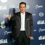 Cristian Castro en los Premios Cadena Dial 2013