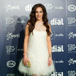 Malú en los Premios Cadena Dial 2013