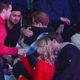 El Príncipe Harry y Cressida Bonas, besos y arrumacos durante el acto benéfico WE Day UK youth
