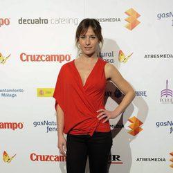 Marta Etura en la presentación del Festival de Málaga 2014