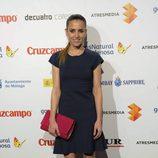 Ana Fernández en la presentación del Festival de Málaga 2014