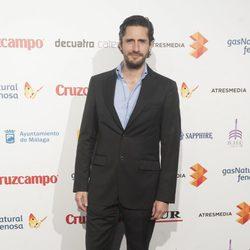 Juan Diego Botto en la presentación del Festival de Málaga 2014
