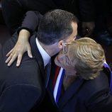 El Príncipe Felipe felicita a Michelle Bachelet en su toma de posesión como presidenta de Chile