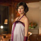 Amaia Salamanca luce embarazo en 'Velvet'