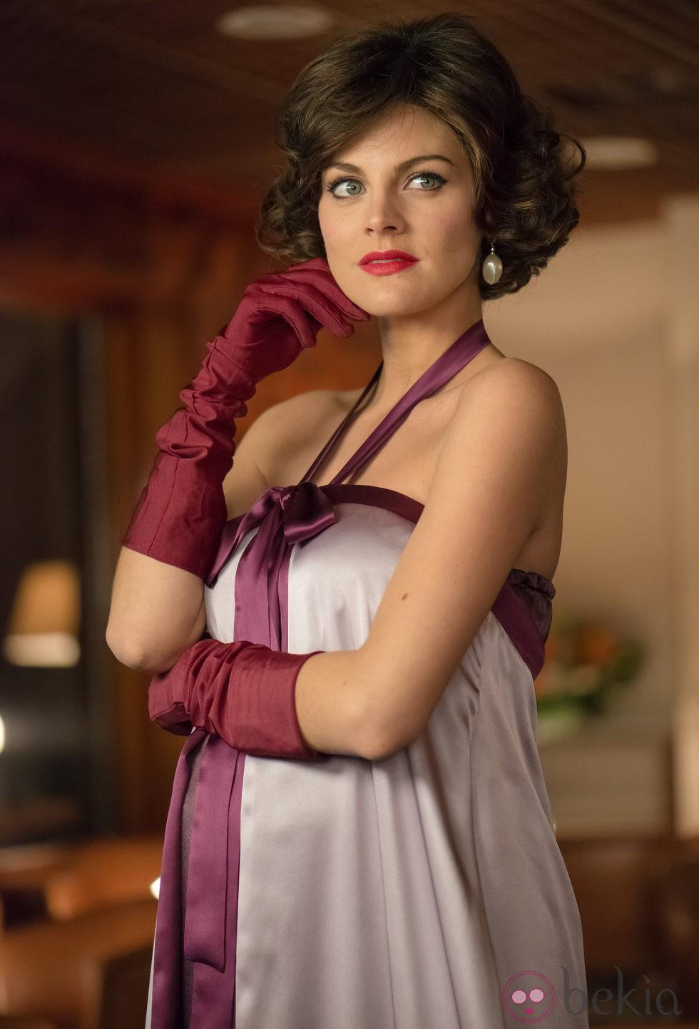 Primera imagen de Amaia Salamanca en 'Velvet'