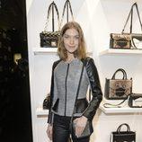 Arizona Muse en la inauguración de la tienda Karl Lagerfeld en Londres