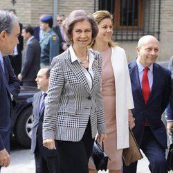 La Reina Sofía en la inauguración de la exposición 'El Griego de Toledo'