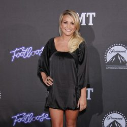 Jamie Lynn Spears en el estreno de 'Footloose'