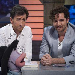 Pablo Motos con David Bisbal en 'El hormiguero'